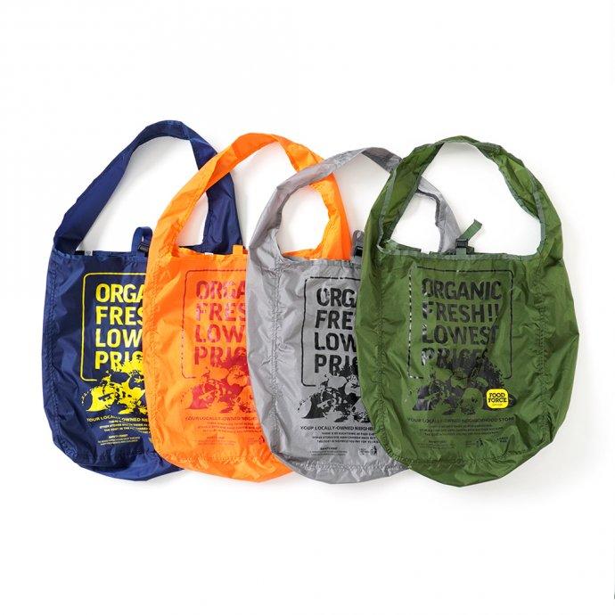161972494 FOOD FORCE OREGON Official Eco Bag - Lサイズ エコバッグ 全4色 01