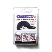 HAT CLIP ハットクリップ ブラック
