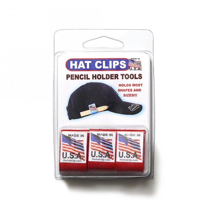 162524542 HAT CLIP ハットクリップ レッド 01