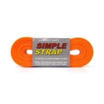 SIMPLE STRAP / Heavy Duty - Orange シンプルストラップ ヘビーデューティ オレンジ