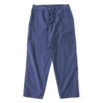 blurhms ROOTSTOCK / Light Moleskin Easy Work Pants - FadePurpleNavy ROOTS21F4-2