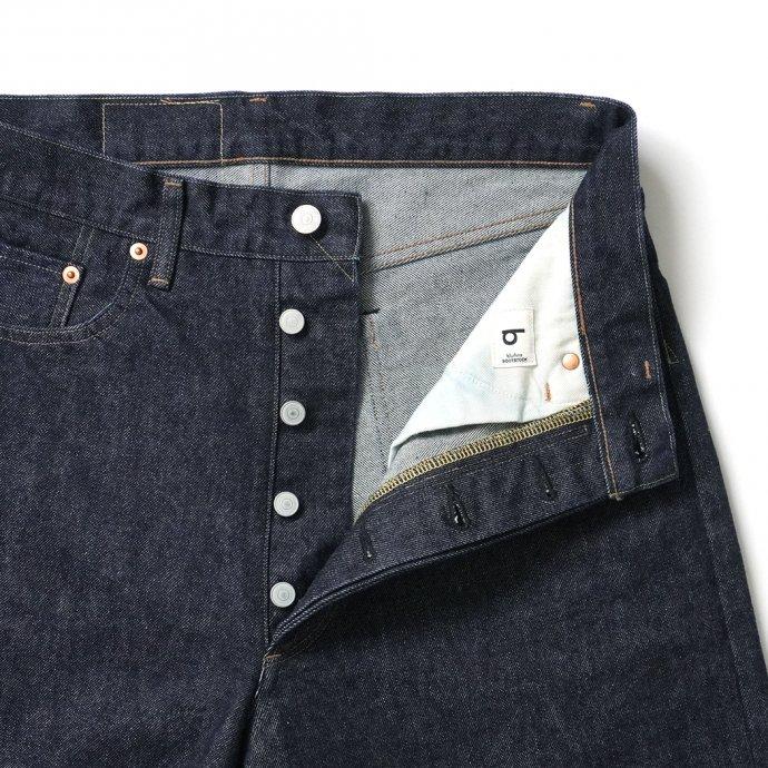 162890016 blurhms ROOTSTOCK / 13.5 Selvage Denim Pants STANDARD TAPERED - indigo ROOTS21F9 02