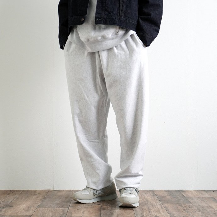 162941698 blurhms ROOTSTOCK / Soft & Hard Sweat Pants - HeatherWhite ROOTS21F16<img class='new_mark_img2' src='https://img.shop-pro.jp/img/new/icons47.gif' style='border:none;display:inline;margin:0px;padding:0px;width:auto;' /> 02