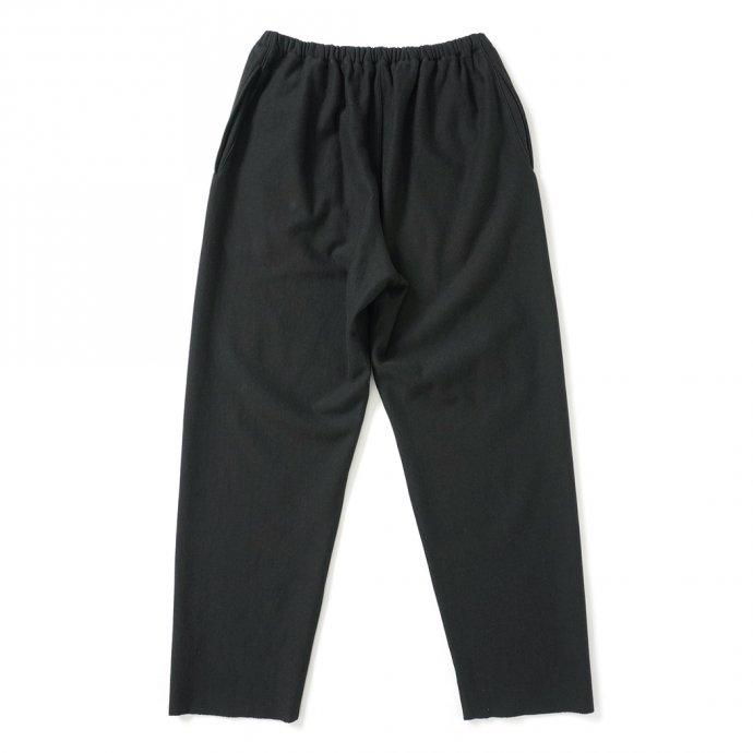 162941770 blurhms ROOTSTOCK / Soft & Hard Sweat Pants - InkBlack ROOTS21F16 02