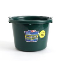FORTIFLEX / Utility Bucket 8-Quart アメリカ製バケツ - Hunter Green<img class='new_mark_img2' src='https://img.shop-pro.jp/img/new/icons47.gif' style='border:none;display:inline;margin:0px;padding:0px;width:auto;' />