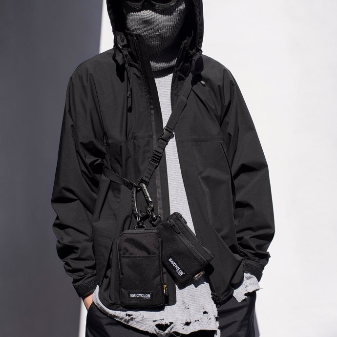 163270723 BAICYCLON by bagjack / BCL-10 Combo Shoulder バイシクロンバイバッグジャック コンボショルダーポーチ ブラック<img class='new_mark_img2' src='https://img.shop-pro.jp/img/new/icons47.gif' style='border:none;display:inline;margin:0px;padding:0px;width:auto;' /> 02