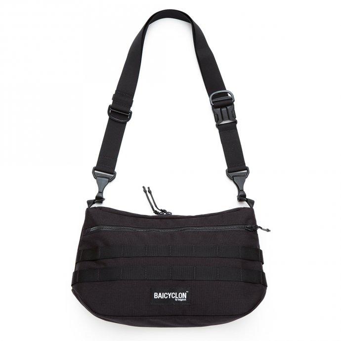 BAICYCLON by bagjack / BCL-11 Shoulder Bag バイシクロンバイバッグジャック ショルダーバッグ ブラック