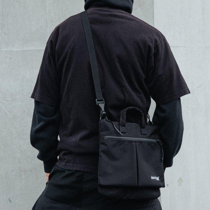 163279552 BAICYCLON by bagjack / BCL-12 Small Helmet Bag バイシクロンバイバッグジャック スモールヘルメットバッグ ブラック<img class='new_mark_img2' src='https://img.shop-pro.jp/img/new/icons47.gif' style='border:none;display:inline;margin:0px;padding:0px;width:auto;' /> 02