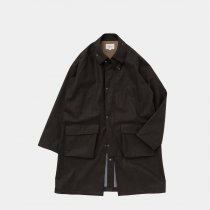 STILL BY HAND / CO03213 3レイヤーコート - Dark Brown<img class='new_mark_img2' src='https://img.shop-pro.jp/img/new/icons47.gif' style='border:none;display:inline;margin:0px;padding:0px;width:auto;' />