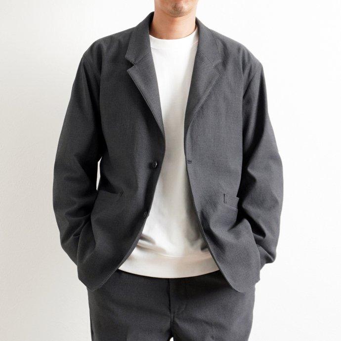 163377958 STILL BY HAND / JK02213 セットアップジャケット - Grey 01