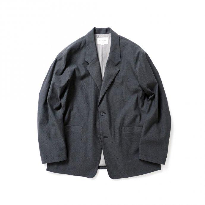 163377958 STILL BY HAND / JK02213 セットアップジャケット - Grey 02