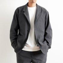STILL BY HAND / JK02213 セットアップジャケット - Grey