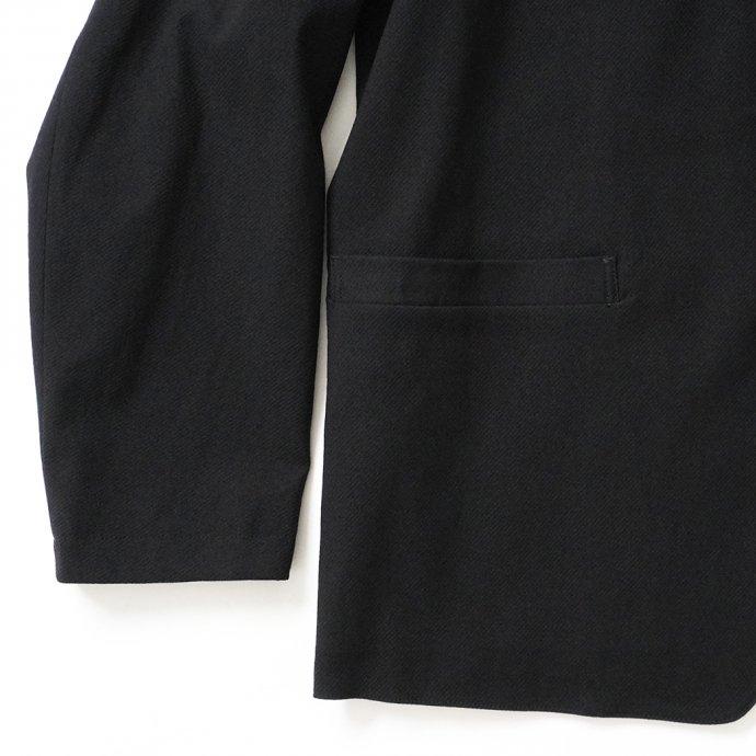 163378091 STILL BY HAND / JK02213 セットアップジャケット - Ink Black 02