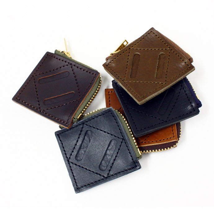 27153005 This is... / Leather BB Coin Purse レザーBBコインケース 01