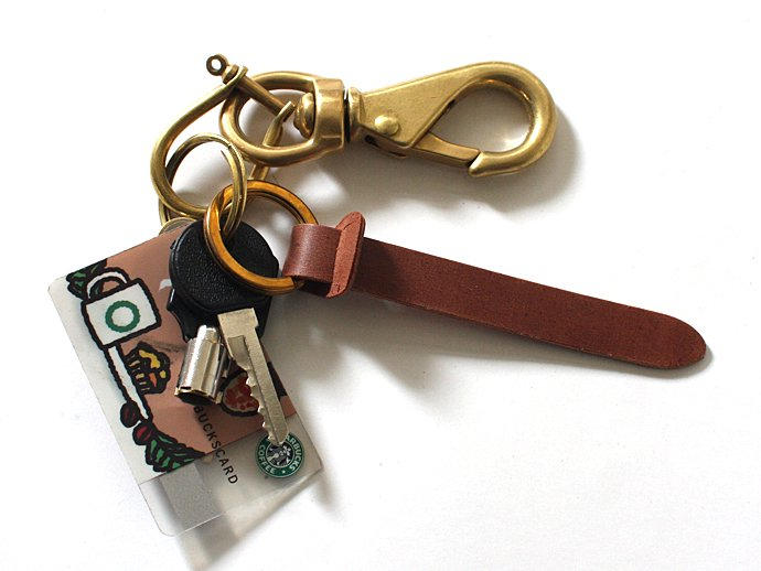 31422242 This is... / Cordovan Zipper Pulls コードバン・ジッパープルズ 02