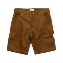 TAURUS / Canvas Tool Shorts キャンバス ツールショーツ - Brown