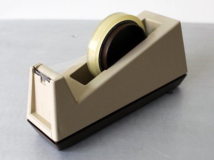 59040377 3M/Scotch Heavy Duty Dispenser 軽包装用テープ用ディスペンサー卓上型 C-25 02