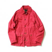 Barbour / BEDALE SL Overdyed - Red ビデイルSL オーバーダイド レッド<img class='new_mark_img2' src='https://img.shop-pro.jp/img/new/icons20.gif' style='border:none;display:inline;margin:0px;padding:0px;width:auto;' />