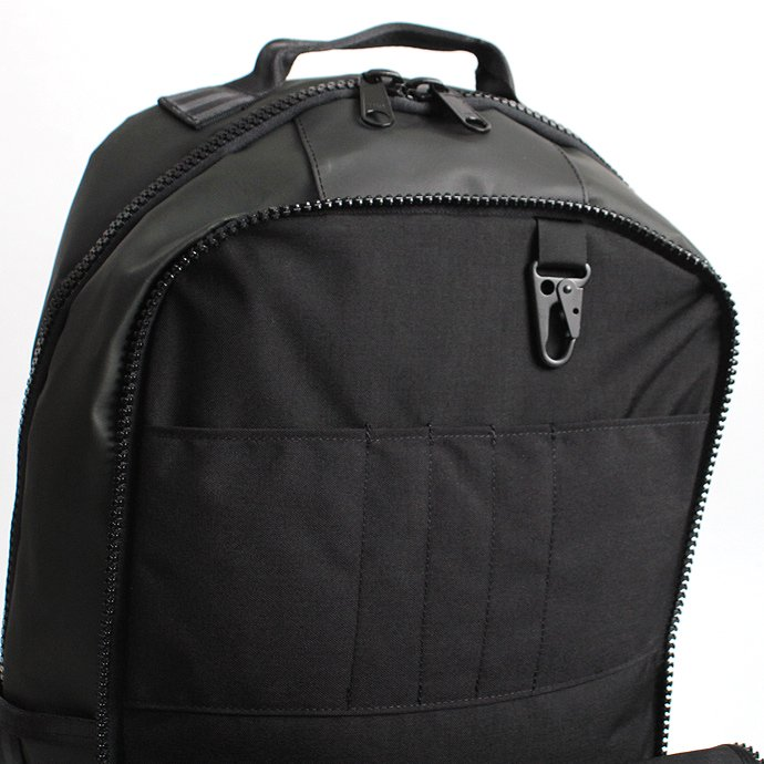 93219601 DEFY / Bucktown Pack - Black バックタウンパック 全2素材<img class='new_mark_img2' src='https://img.shop-pro.jp/img/new/icons47.gif' style='border:none;display:inline;margin:0px;padding:0px;width:auto;' /> 02