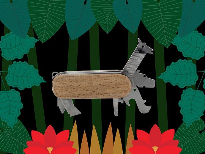 99439343 KIKKERLAND / Animal Multi-tool アニマル マルチツール 02