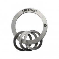 FREEKey フリーキー キーリング
