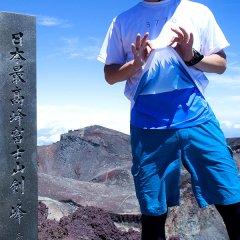 Fuji T-DRY(富士登山用)