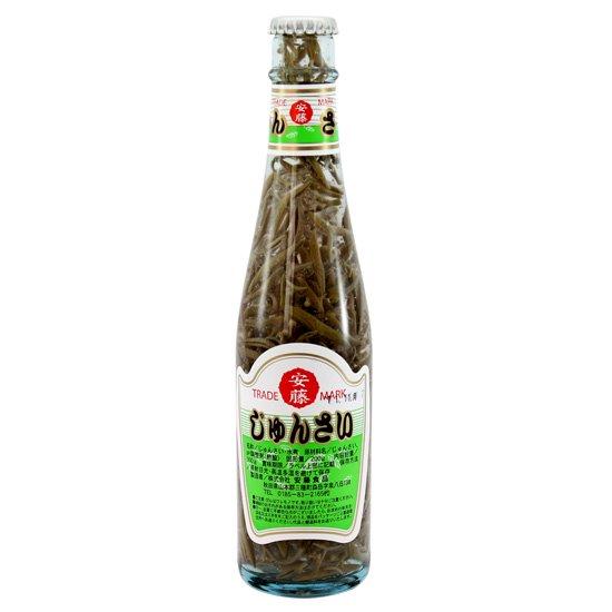 【秋田産】上級じゅんさい水煮瓶詰めの写真1