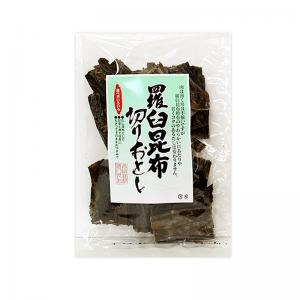 本野雄次郎商店 羅臼昆布切り落とし(125g) [常温品]