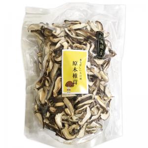 本野雄次郎商店 北海道産原木椎茸 スライス(100g)[常温品]