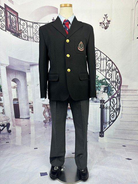 【レンタル】No1304男の子フォーマルスーツ4点セット150cm