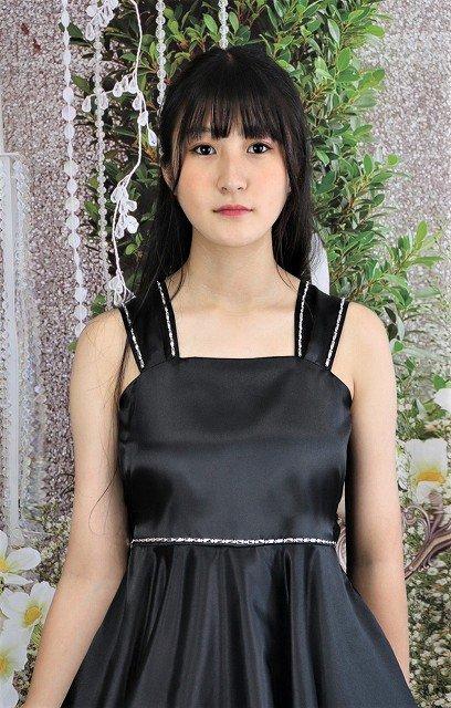 【アウトレットドレス】シンプルなブラックドレス