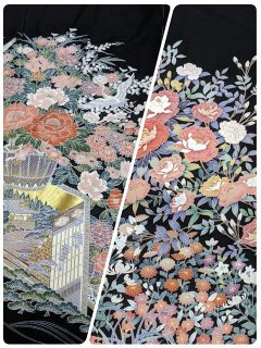 17Th anniversary♡黒留袖de特別オーダーパック