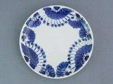 九谷青窯 菊集め 5寸皿