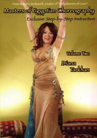 <img class='new_mark_img1' src='https://img.shop-pro.jp/img/new/icons24.gif' style='border:none;display:inline;margin:0px;padding:0px;width:auto;' />Masters of Egyptian Choreography Vol.2 - Diana Tarkhan