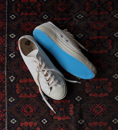 シューズ ライク ポタリー ローカット ホワイト-Shoes Like Pottery Low/WHITE
