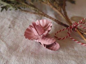 オーストリア クリスマス キャンドルクリップ ピンク 大 austria x-mas tree candle clip pink