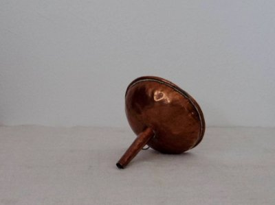 銅 漏斗 ロウト ろうと じょうご Sweden copper funnel