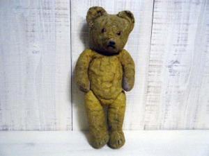 ハンガリー オールドテディベアー アンティークベアー・Antique Bear Old