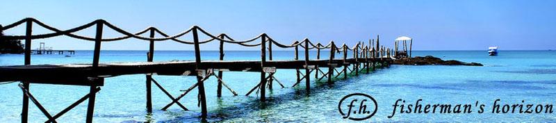 fisherman's horizon zazie シルバーアクセサリー