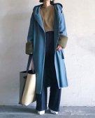 [UN-SOPHIE]Fur Cuffs COAT