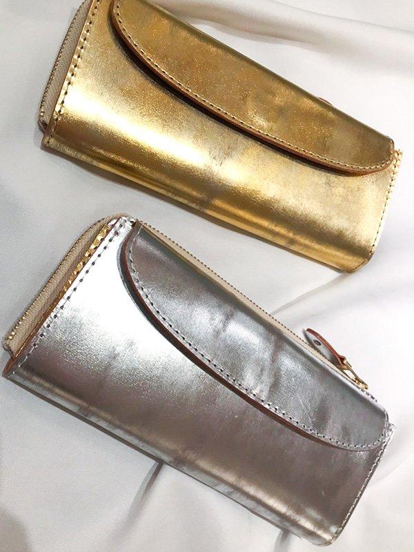 [ORIGIENTE]ポケット付き長財布