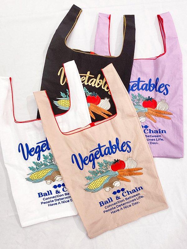 [Ball&Chain]Vegetables Eco bag