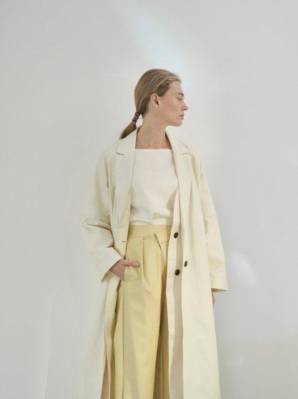 [UN-SOPHIE]21AW'2WAYジャケットコート