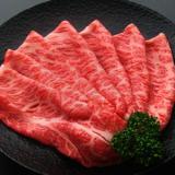 米沢牛肩ロース(すき焼き)