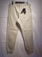 <img class='new_mark_img1' src='https://img.shop-pro.jp/img/new/icons35.gif' style='border:none;display:inline;margin:0px;padding:0px;width:auto;' />Backchannel<BR>CHINO JOGGER PANTS(OFF WHITE)