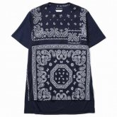 <img class='new_mark_img1' src='https://img.shop-pro.jp/img/new/icons15.gif' style='border:none;display:inline;margin:0px;padding:0px;width:auto;' />CHORD NUMBER EIGHT<BR>BANDANA LONG TEE(NAVY)