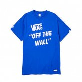 <img class='new_mark_img1' src='https://img.shop-pro.jp/img/new/icons15.gif' style='border:none;display:inline;margin:0px;padding:0px;width:auto;' />DELUXE <BR> DELUXE×VANS TEE(BLUE)