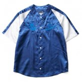 <img class='new_mark_img1' src='https://img.shop-pro.jp/img/new/icons15.gif' style='border:none;display:inline;margin:0px;padding:0px;width:auto;' />CHORD NUMBER EIGHT<BR>SUKA SHIRT(BLUE)