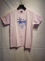 STUSSY KIDS <BR>Kids Big Cities Tee(Light Lavender)【SOLD OUT】<img class='new_mark_img2' src='https://img.shop-pro.jp/img/new/icons50.gif' style='border:none;display:inline;margin:0px;padding:0px;width:auto;' />