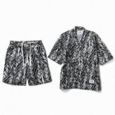 <img class='new_mark_img1' src='https://img.shop-pro.jp/img/new/icons35.gif' style='border:none;display:inline;margin:0px;padding:0px;width:auto;' />CRIMIE <BR>KIDS ALOHA LINEN RAYON FEATHER JIMBEI SET UP